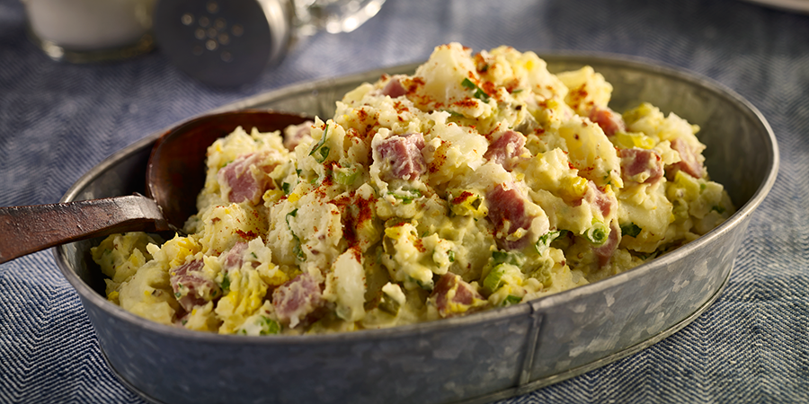 Ham Potato Salad