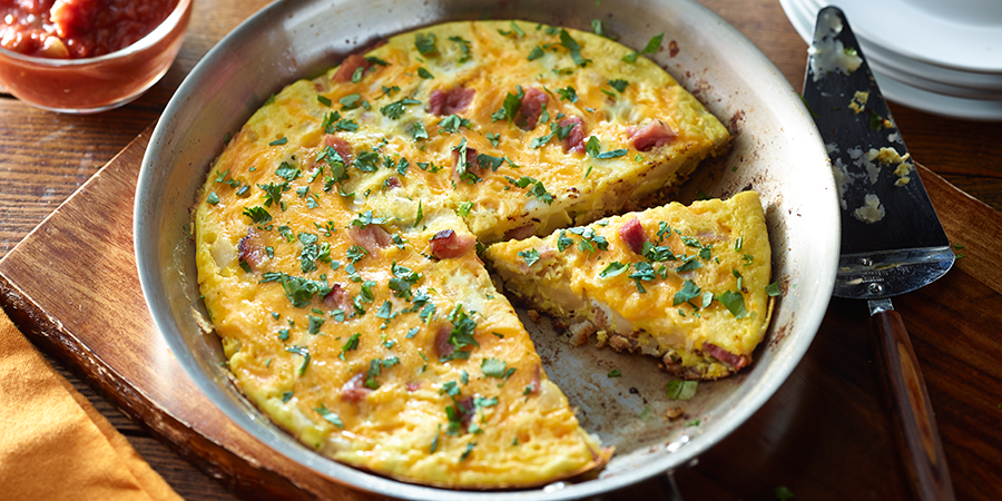 Spanish Breakfast Tortilla