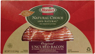 HORMEL<sup>&reg;</sup> NATURAL CHOICE<sup>&reg;</sup> Bacon