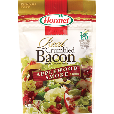 HORMEL<sup>&reg;</sup> Real Crumbled Bacon - Applewood Smoke Flavored