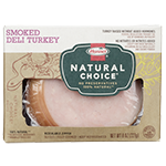 HORMEL<sup>&reg;</sup> NATURAL CHOICE<sup>&reg;</sup> Smoked Deli Turkey