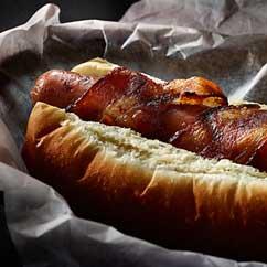 Chili Infused Bacon Wrapped Scallops Recipes — Dishmaps