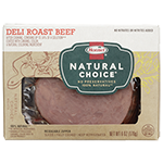 HORMEL<sup>&reg;</sup> NATURAL CHOICE<sup>&reg;</sup> Deli Roast Beef