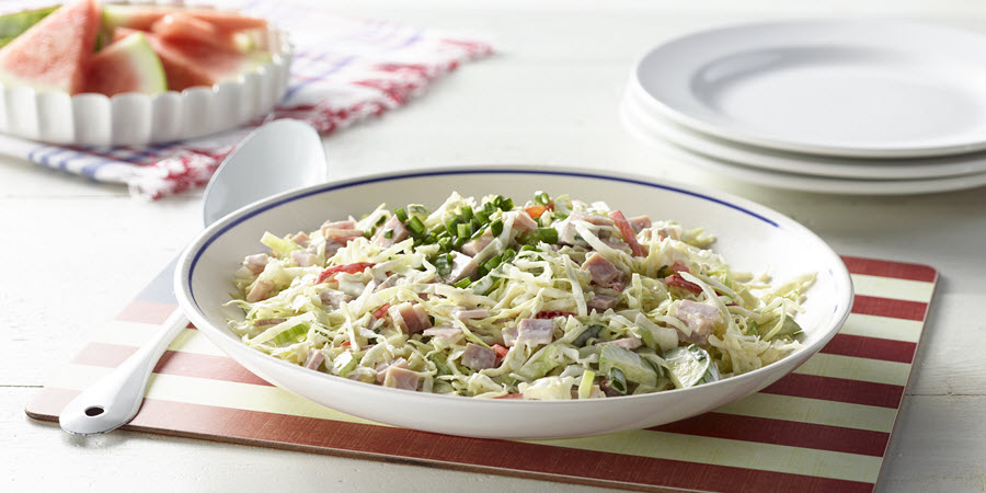 Cure 81®Ham and Cabbage Salad