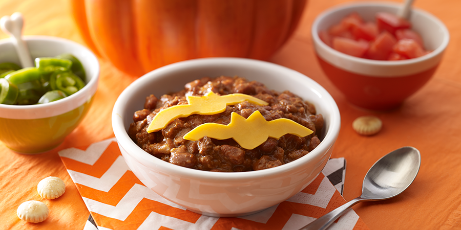 Spooky Chili Boo Bar