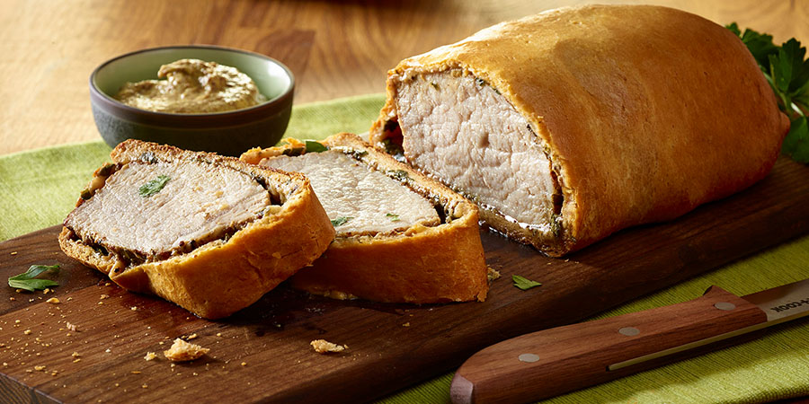 Pork Wellington