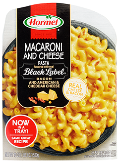 BLACK LABEL BACON® Macaroni & Cheese