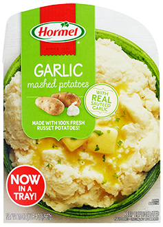 HORMEL<sup>&reg;</sup>&nbsp;Garlic Mashed Potatoes