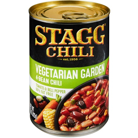 VEGETARIAN GARDEN™ 4-Bean Chili