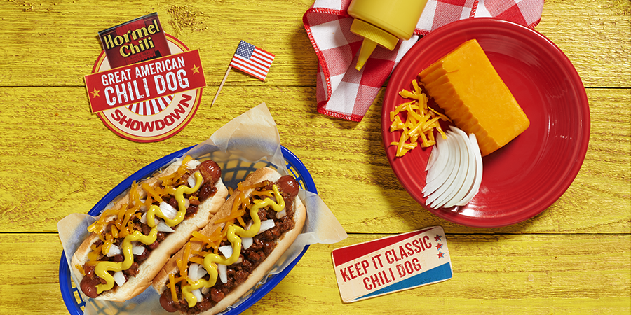 Keep It Classic Chili Dog