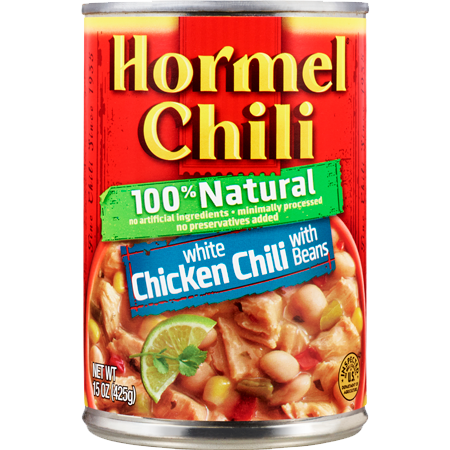 HORMEL<sup>®</sup> Natural White Chicken Chili