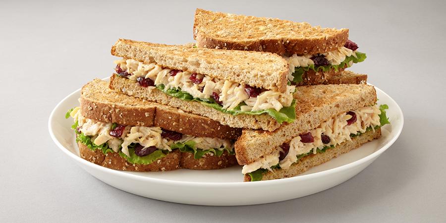 Hormel Products Premium Canned Chicken Chicken Salad Sandwiches