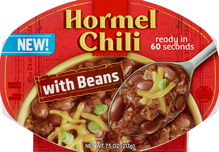 HORMEL<sup>®</sup> Chili with Beans
