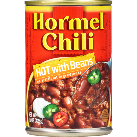 HORMEL<sup>&reg;</sup> Chili Hot with Beans