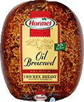 HORMEL<sup>®</sup> Oil Browned Chicken Breast