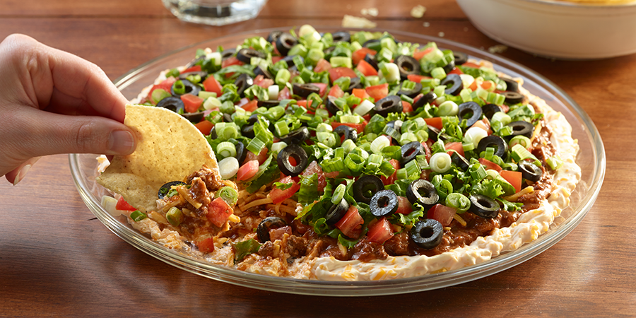 7-Layer Chili Dip