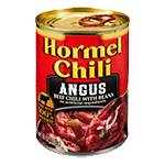 HORMEL<sup>&reg;</sup>&nbsp;Angus Chili With Beans