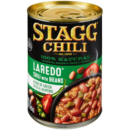 LAREDO<sup>®</sup> Chili with Beans