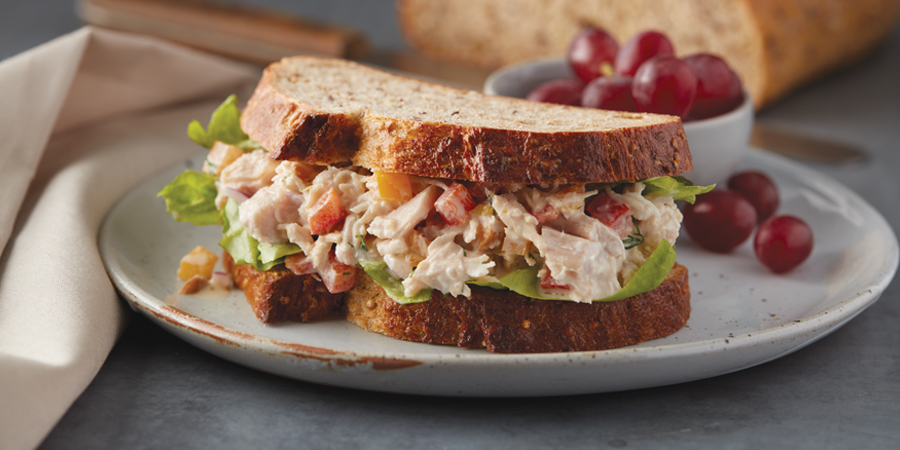 <strong>Chicken Salad Sandwich</strong>
