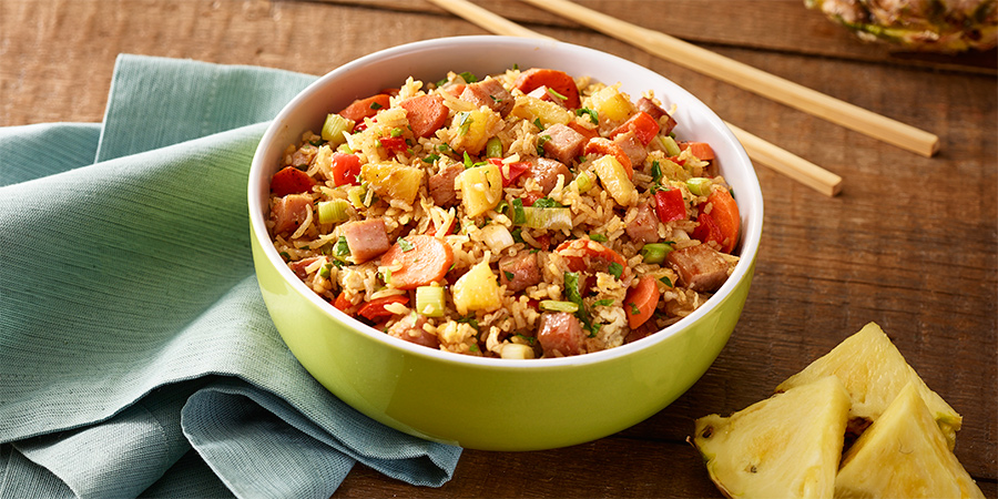 Hawaiian Fried Rice