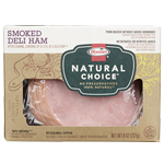 HORMEL<sup>&reg;</sup> NATURAL CHOICE<sup>&reg;</sup> Smoked Deli Ham
