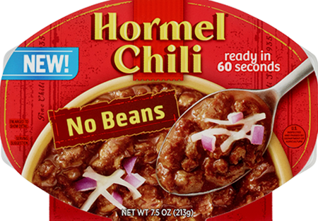 HORMEL<sup>®</sup> Chili No Beans