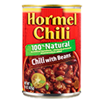 HORMEL<sup>®</sup> Natural Chili With Beans