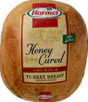 HORMEL<sup>&reg;</sup> Honey Cured Turkey Breast