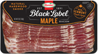 HORMEL<sup>®</sup> BLACK LABEL<sup>®</sup> Maple Bacon
