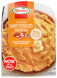 HORMEL<sup>&reg;</sup>&nbsp;Mashed Sweet Potatoes