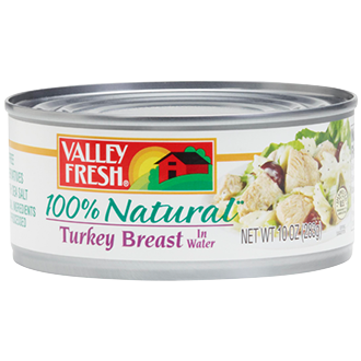 100% Natural White Turkey 10 oz.