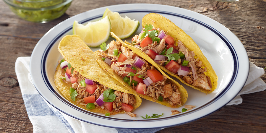 <strong>Chicken Tacos</strong>