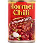 HORMEL<sup>®</sup> Chili Chunky Beef with Beans