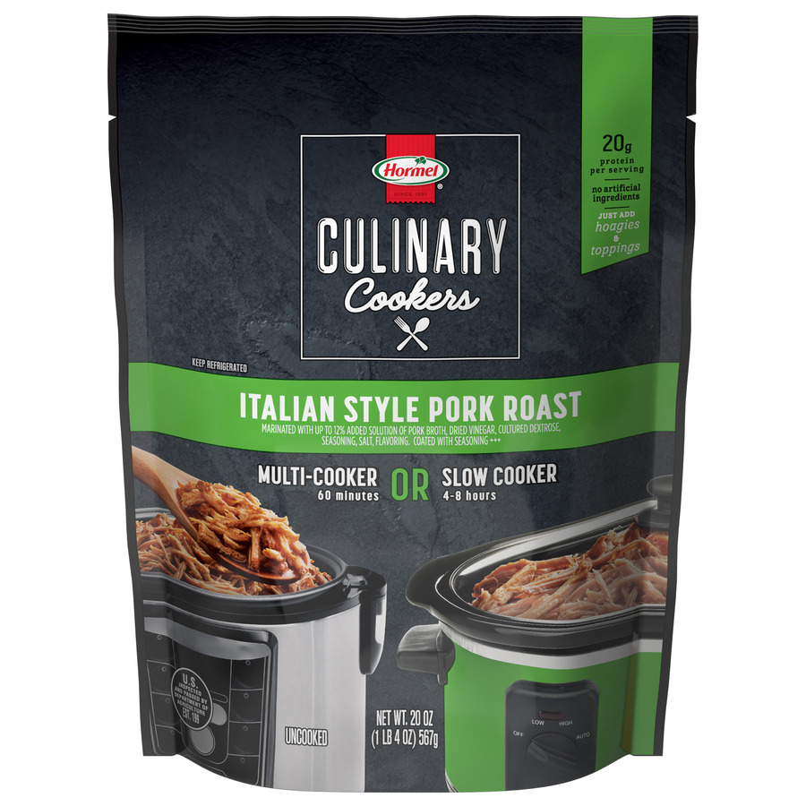 Hormel® Culinary Cookers™ Italian Style Pork Roast