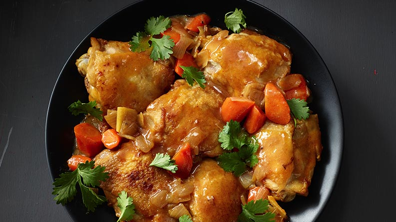 Coconut Curry- Chicken