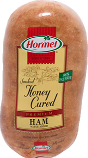 HORMEL<sup>&reg;</sup> Smoked Honey Cured Ham