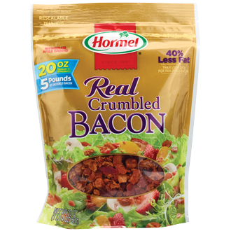 HORMEL Real Crumbled Bacon 20 oz