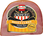 HORMEL<sup>®</sup> CURE 81<sup>®</sup> Honey Cured Boneless Ham