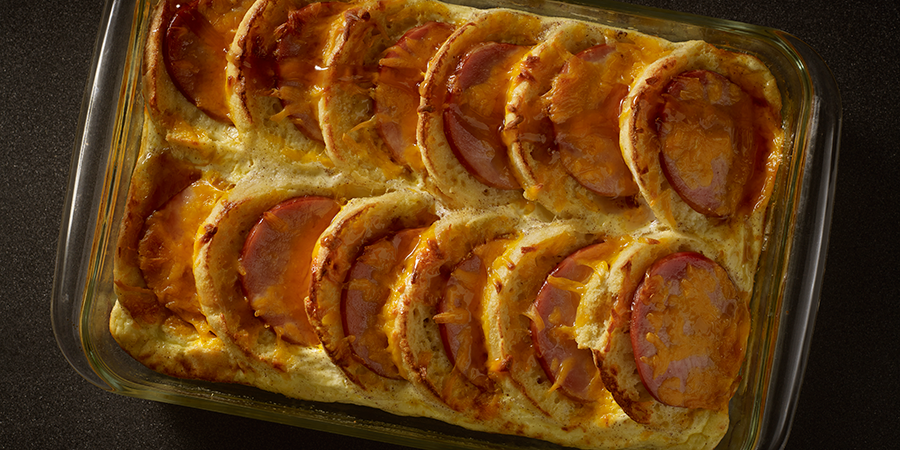 Canadian Bacon Strata
