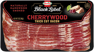 HORMEL<sup>&reg;</sup> BLACK LABEL<sup>&reg;&nbsp;</sup>Premium&nbsp;Cherrywood Bacon