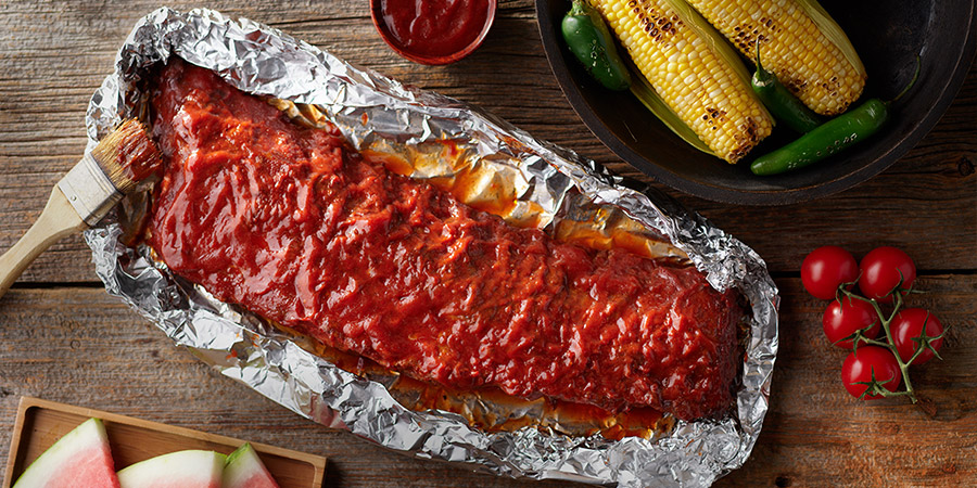 LLOYD'S<sup>®</sup> Barbeque Ribs
