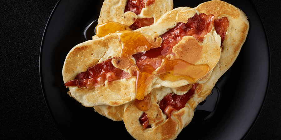 <strong>Bacon Pancake Dippers</strong>