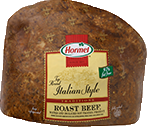 HORMEL<sup>&reg;</sup> Top Round Italian Style Roast Beef