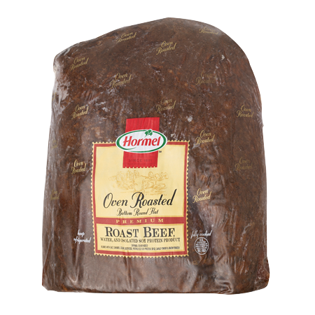 HORMEL<sup>®</sup> Oven Roasted Bottom Round Roast Beef