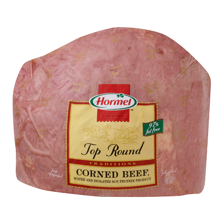 HORMEL<sup>®</sup> Top Round Corned Beef