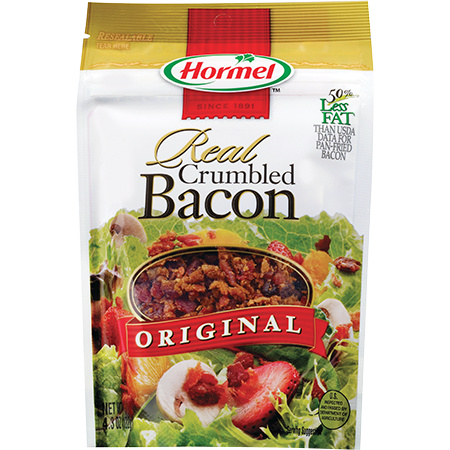 HORMEL<sup>®</sup> Real Crumbled Bacon - Original